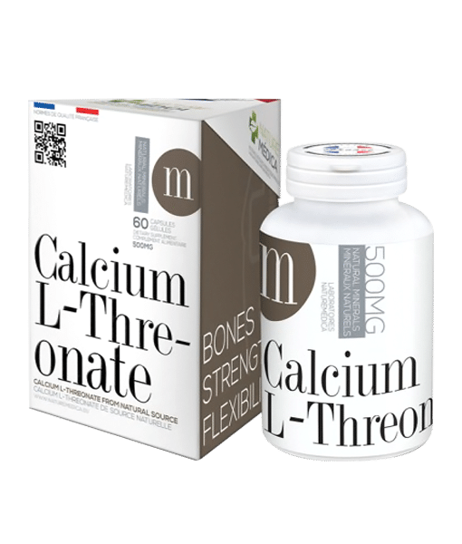 Nature Medica Calcuim L-Threonate 60 caps