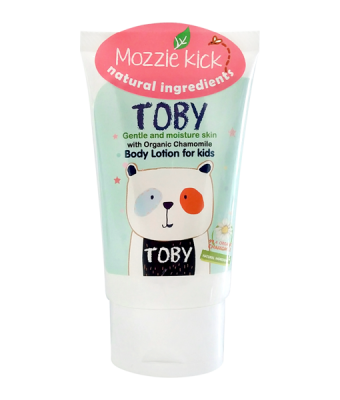 Toby Mozzie Body Lotion for Kids 50 ml
