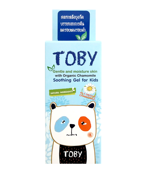 Toby Soothing Gel for Kids 20 ml