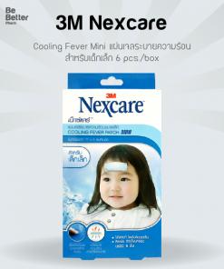 3M Nexcare Cooling Fever Mini