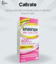 Caltrate 600 D400 60 tabs