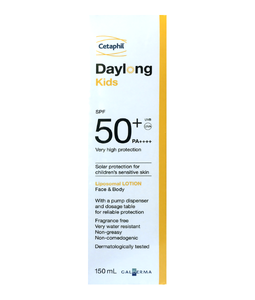 Daylong Kids SPF 50 Lotion 150 ml