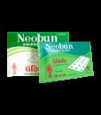 Neobun Menthol Plaster 20×10 sheets