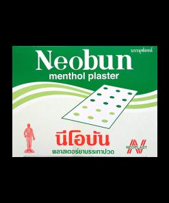 Neobun Menthol Plaster 1 box
