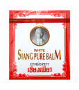 Siang Pure White Balm 12 g ยาหม่องขาว