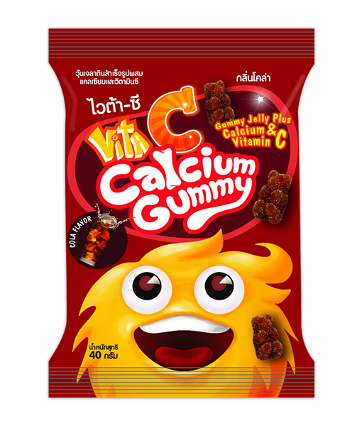 Vita C Gummy Calcium Cola 1 pc