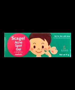 Scagel Acne Spot Gel 9 g