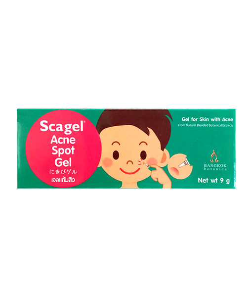 Scagel Acne Spot Gel 9 g