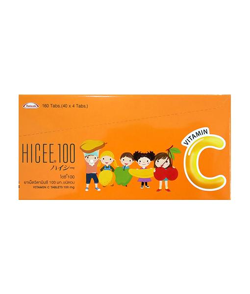 Hicee 100 Sweetlets 1 box