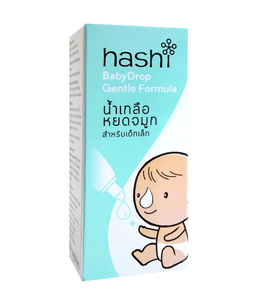Hashi Baby Drop Gentle Formula 4 ml