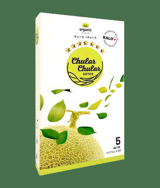 Chular Chular Detox 5 sachets/box