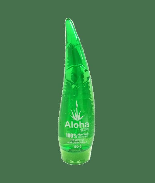 Aloha aloe vera gel 150 g.