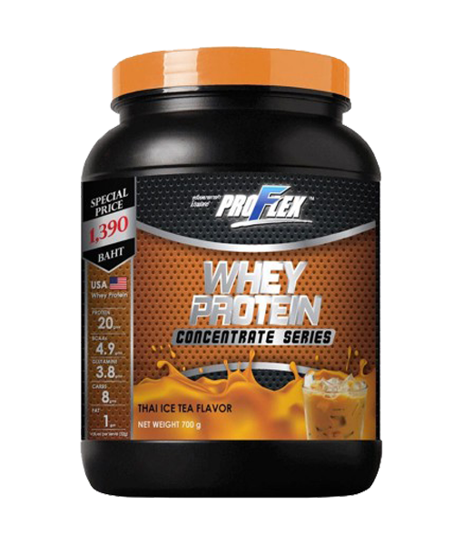 Proflex Whey Concentrate Thai tea 700 g