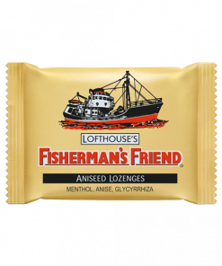 Fisherman's Friend Aniseed