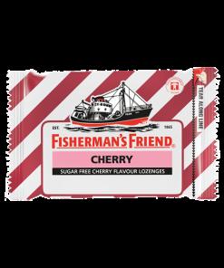 Fisherman's Friend Sugar Free Cherry