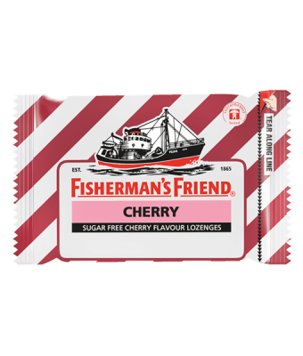 Fisherman's Friend Sugar Free Cherry