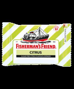 Fisherman's Friend Sugar Free Citrus