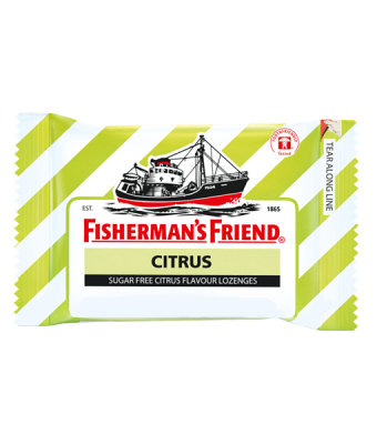 Fisherman's Friend Sugar Free Citrus