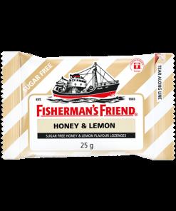 Fisherman's Friend Sugar Free Honey