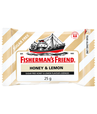 Fisherman's Friend Sugar Free Honey