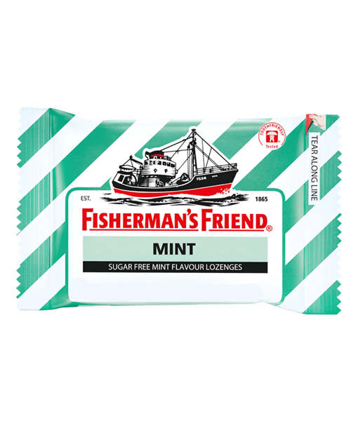 Fisherman's Friend Sugar Free Mint