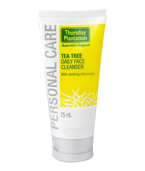 Thursday Plantation Tea Tree Daily Face Cleanser 75ml