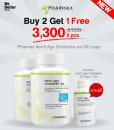 Pharmax Aenti.Age Cholester-ex 100 cap