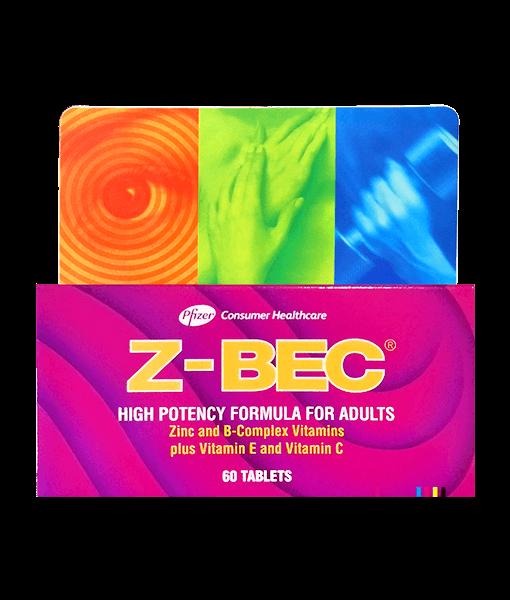 Z-BEC 60 Tablets