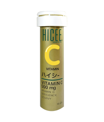 Hicee Sweetlets Vitamin C 500 mg 15 tablets