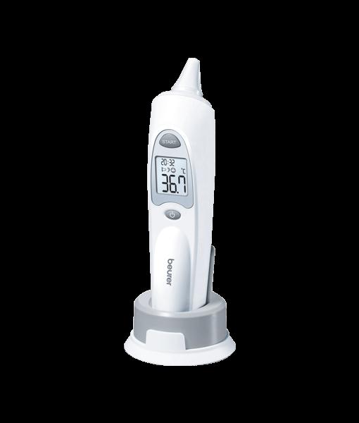 Beurer FT 58 เทอร์โมมิเตอร์วัดไข้ทางหู ระบบอินฟาเรด