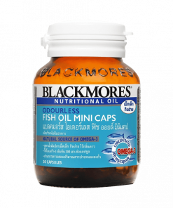 Blackmores Odourless Fish Oil Mini 30 caps