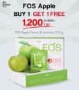 FOS Apple 270g. Buy 1 Get 1 Free