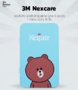 3M Nexcare Acne Dressing แผ่นซับสิวรุ่นพิเศษ (Line Edition)