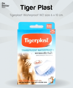 Tigerplast Waterproof W2 size 6 x 10 cm