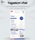 3M Nexcare Tegaderm 2 in 1 6×10 cm 2 pcs/box